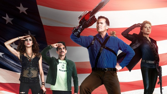 Ash vs Evil Dead Only On Super Channel