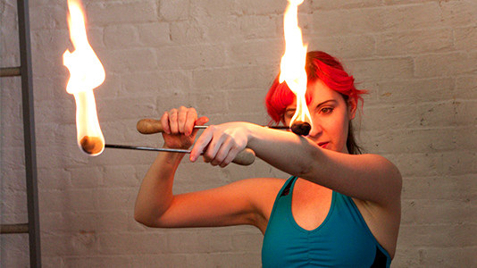 Carisa Hendrix: Girl on Fire Premieres Oct 03 8:00PM | Only on Super Channel