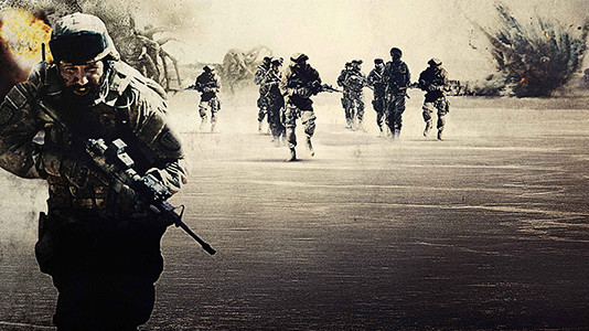Monsters: Dark Continent Premieres Dec 31 8:00PM | Only on Super Channel