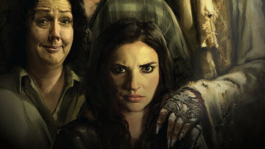 Housebound Premieres Mar 17 9:00PM | Only on Super Channel