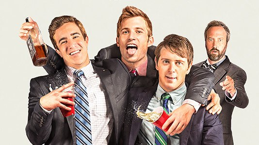 Total Frat Movie Premieres Apr 01 9:00PM | Only on Super Channel
