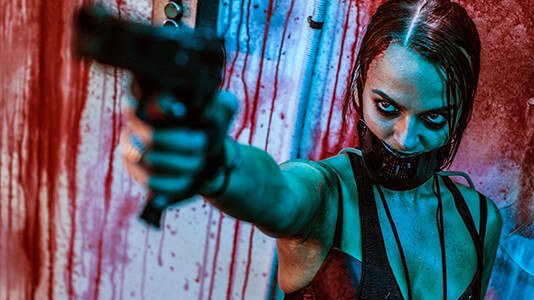 Wyrmwood: Road of the Dead Premieres Apr 21 9:00PM | Only on Super Channel