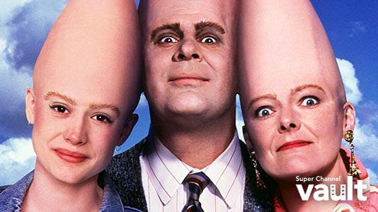 Coneheads Only On Super Channel