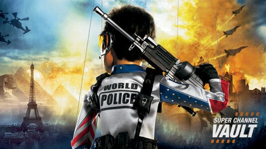 Team America: World Police Only On Super Channel