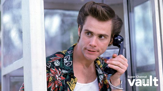 Ace Ventura: Pet Detective Only On Super Channel