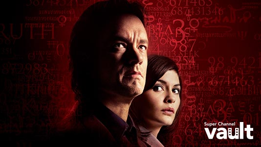 The Da Vinci Code Only On Super Channel