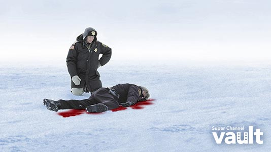 Fargo Premieres May 05 12:15PM | Only on Super Channel
