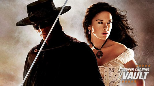 The Legend of Zorro Premieres May 05 6:00AM | Only on Super Channel