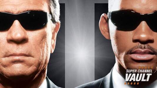 Men in Black Only On Super Channel