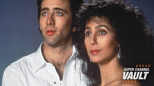 Moonstruck Premieres May 04 7:50AM | Only on Super Channel