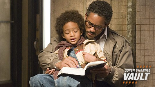 The Pursuit of Happyness Premieres May 01 1:00PM | Only on Super Channel