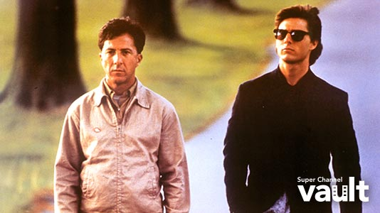 Rain Man Only On Super Channel
