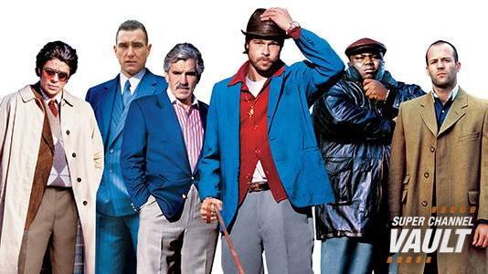 Snatch Premieres May 05 10:15AM | Only on Super Channel