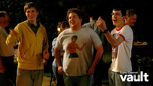 Superbad Only On Super Channel