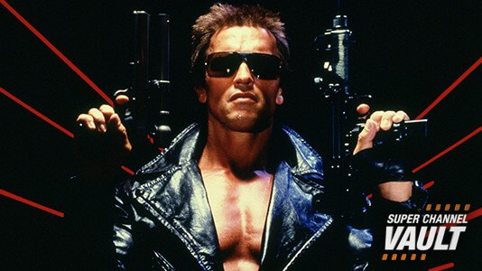 The Terminator Premieres May 07 12:15PM | Only on Super Channel