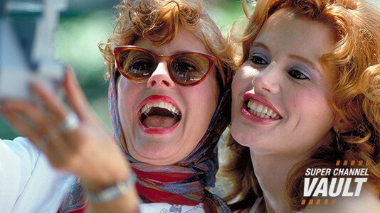 Thelma & Louise Premieres May 07 8:15AM | Only on Super Channel