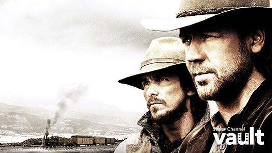 3:10 to Yuma Premieres May 12 8:05AM | Only on Super Channel
