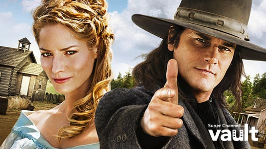 Gunless Premieres May 03 2:15PM | Only on Super Channel