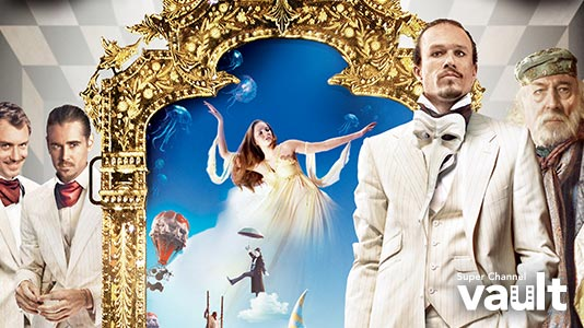 The Imaginarium of Dr. Parnassus Premieres May 20 10:00AM | Only on Super Channel
