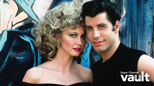 Grease Premieres Jun 30 6:00AM | Only on Super Channel