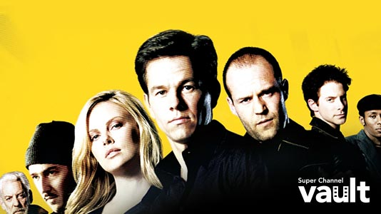 The Italian Job Premieres Jun 02 7:45AM | Only on Super Channel