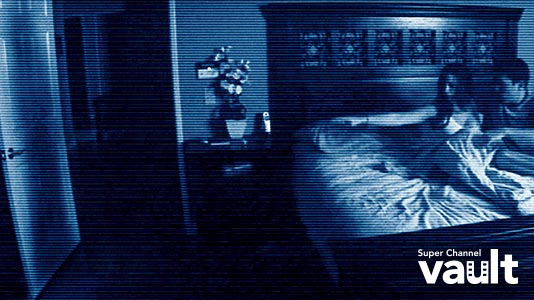 Paranormal Activity Only On Super Channel