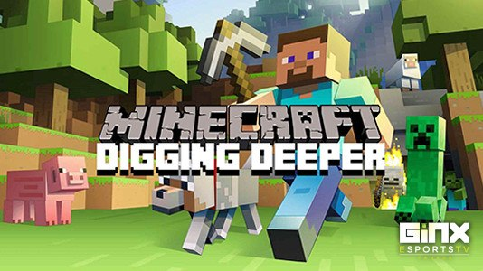 Minecraft: Digging Deeper Ep 05 Premieres May 24 8:30PM | Only on Super Channel