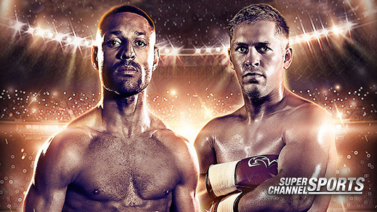 Super Channel Sports: Championship Boxing - Brook vs. Bezier Only On Super Channel
