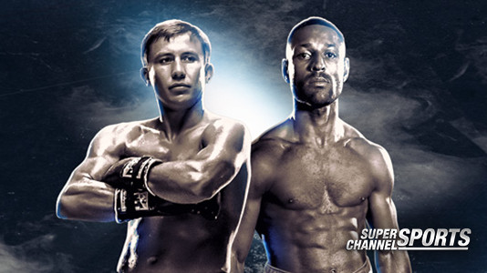 Super Channel Sports: Championship Boxing - Brook vs. Golovkin Only On Super Channel