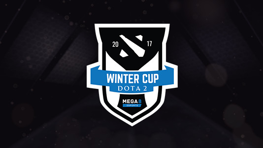 Mega8 Dota 2 Winter Cup 2017 Only On Super Channel
