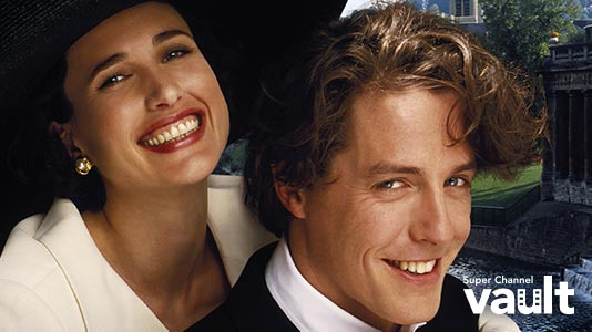 Four Weddings and a Funeral Only On Super Channel