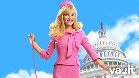 Legally Blonde 2: Red, White & Blonde Only On Super Channel