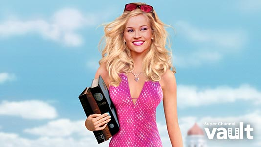 Legally Blonde Only On Super Channel