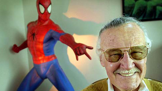 With Great Power: The Stan Lee Story Only On Super Channel