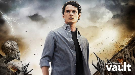 Odd Thomas Only On Super Channel