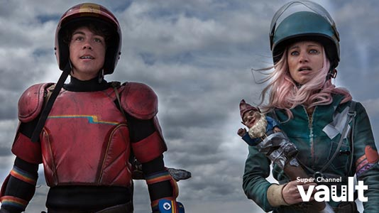 Turbo Kid Only On Super Channel