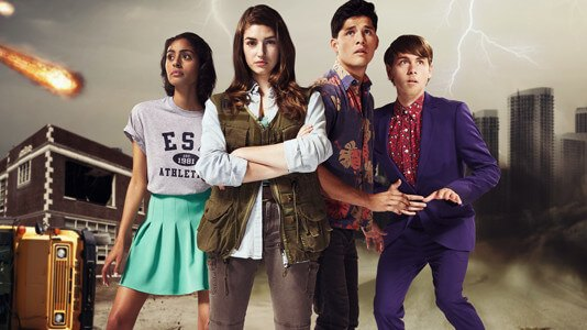 Sadie's Last Days on Earth Premieres Sep 16 9:00PM | Only on Super Channel