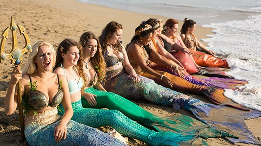 Mermaids Only On Super Channel