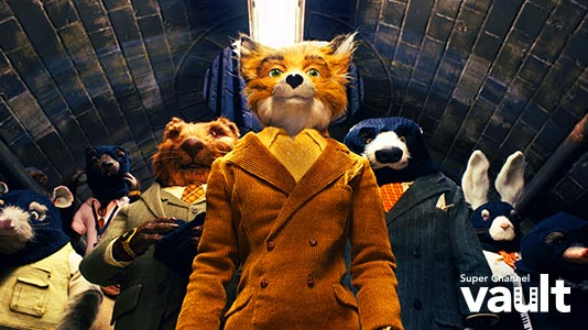 Fantastic Mr. Fox Only On Super Channel