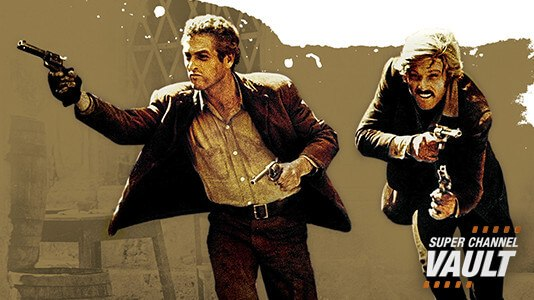 Butch Cassidy and the Sundance Kid Only On Super Channel