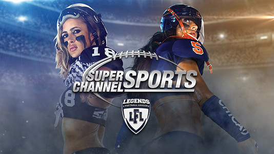 Legends Football League: 2017 Western Conference Playoffs Only On Super Channel