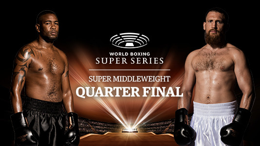 Super Channel Sports Presents: World Boxing Super Series: Dorticus vs Kudryashov Only On Super Channel