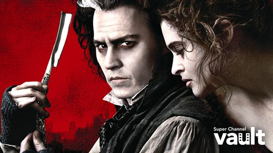 Sweeney Todd: The Demon Barber of Fleet Street Only On Super Channel