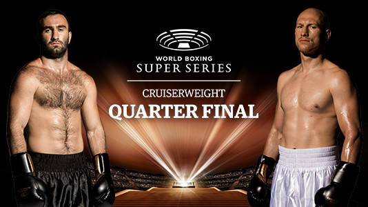 Super Channel Sports Presents: World Boxing Super Series: Gassiev vs. Wlodarczyk Only On Super Channel