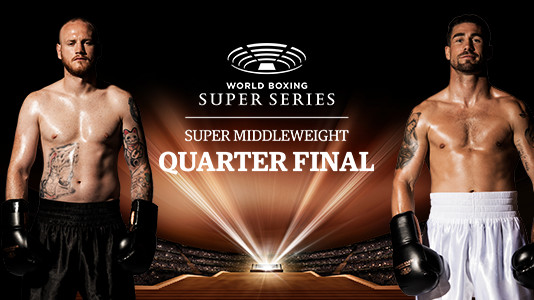 Super Channel Sports Presents: World Boxing Super Series: Groves vs. Cox Premieres Oct 14 3:00PM | Only on Super Channel