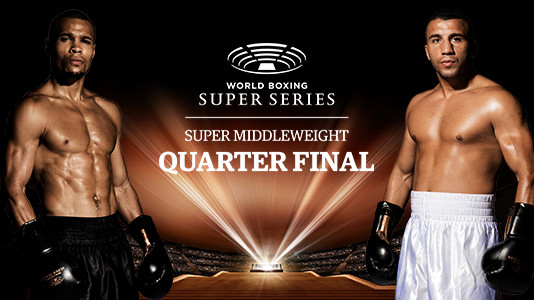 Super Channel Sports Presents: World Boxing Super Series: Eubank Jr. vs Yildirim Only On Super Channel