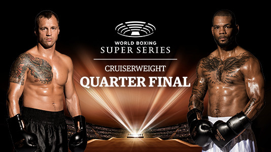 Super Channel Sports Presents: World Boxing Super Series: Briedis vs. Perez Premieres Sep 30 2:00PM | Only on Super Channel