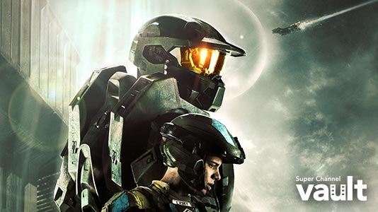 Halo 4: Forward Unto Dawn Premieres Sep 22 8:15PM | Only on Super Channel