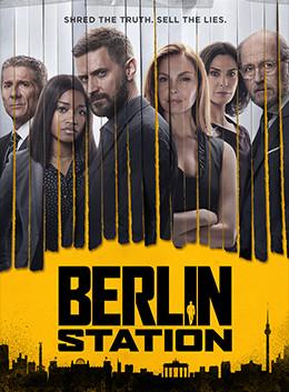 Berlin Station Season 1 and 2
