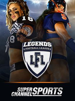 Legends Football League: 2017